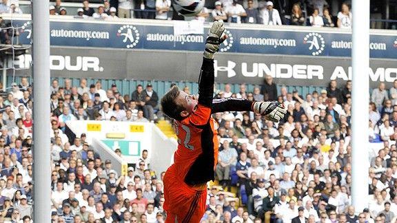 Simon Mignolet was one of Sunderland's best performers last season