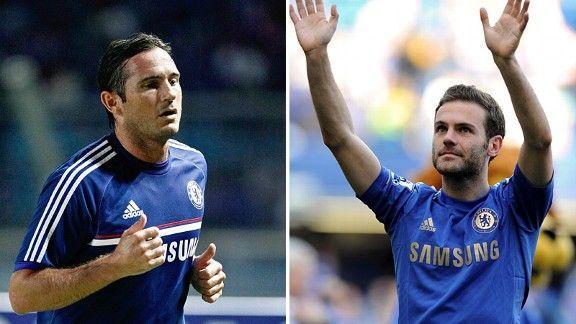 Fantasy managers wonder if Frank Lampard and Juan Mata will play in both of Gameweek 1 matches.