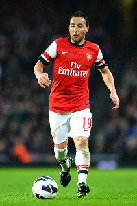 Arsenal midfielder Santi Cazorla was one of the top fantasy point-producers last season.