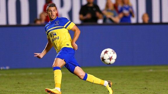 Will Kevin Mirallas be the big fantasy point-producer for Everton this season?