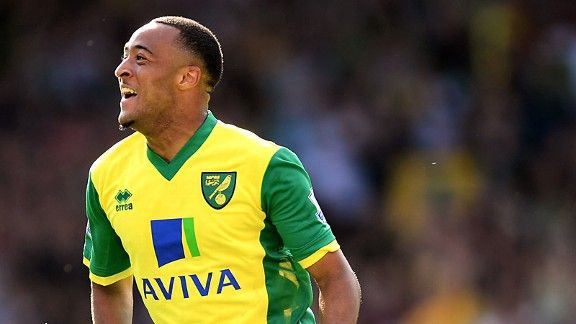 Nathan Redmond is a young Englishman with a big future.
