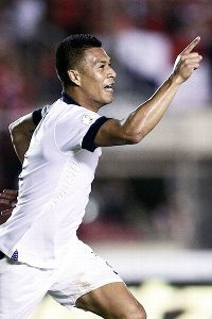 Michael Orozco scored the U.S.'s first goal, in the 64th minute, but who could have predicted the drama that was yet to unfold in Panama City?