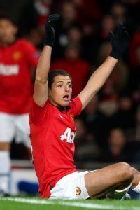 Hernandez has been an unused substitute in four of United's last six games.