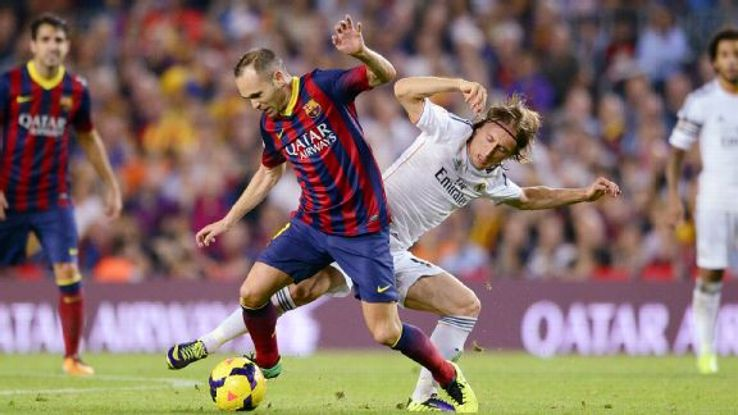 Barcelona must get Andres Iniesta more involved in the offense with Lionel Messi out.