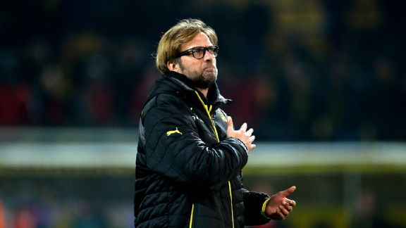 Despite a 3-0 loss to Bayern, Borussia Dortmund manager Juergen Klopp can take solace in the play of his makeshift back line.