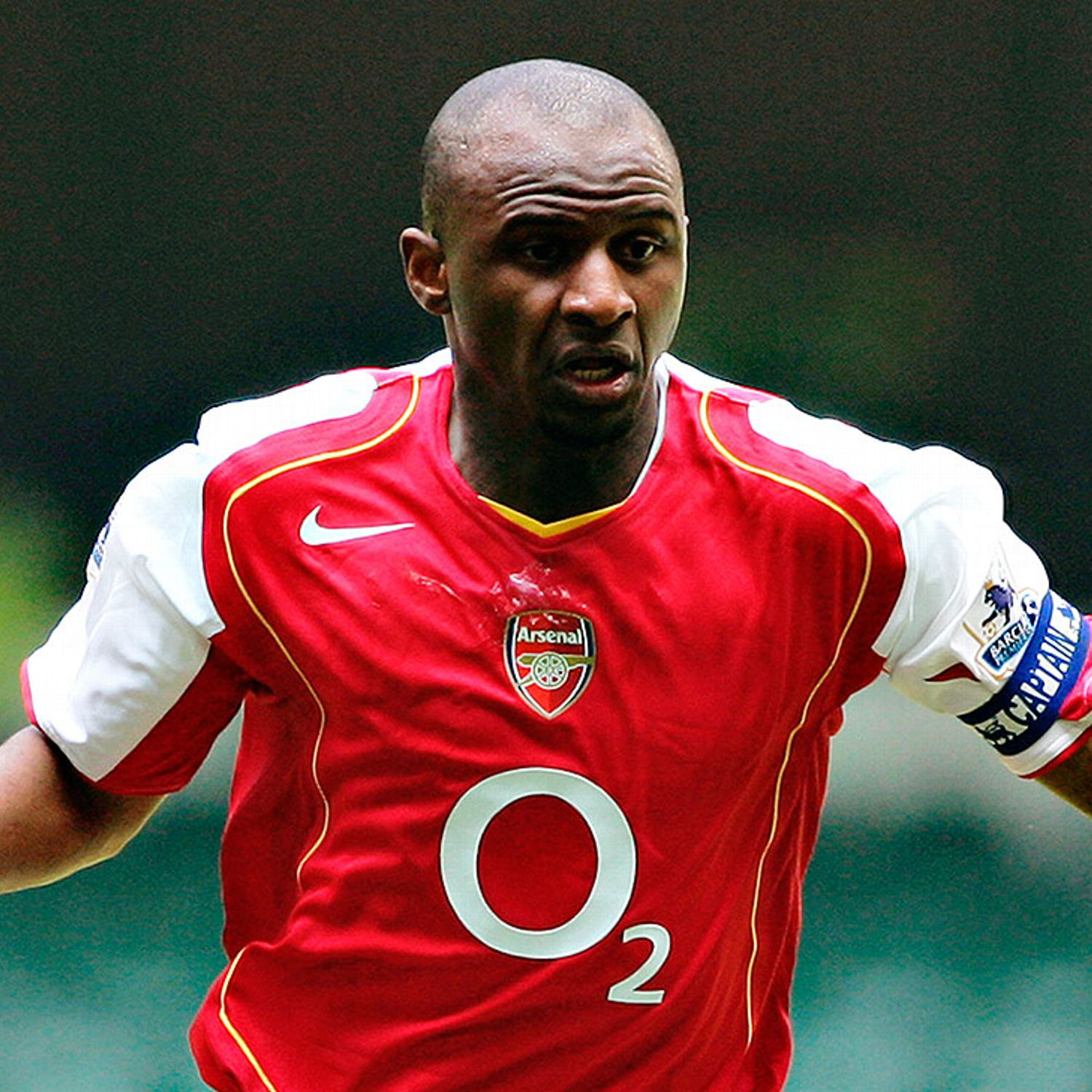 Patrick Vieira: Arsene Wenger Convinced Me To Join Arsenal