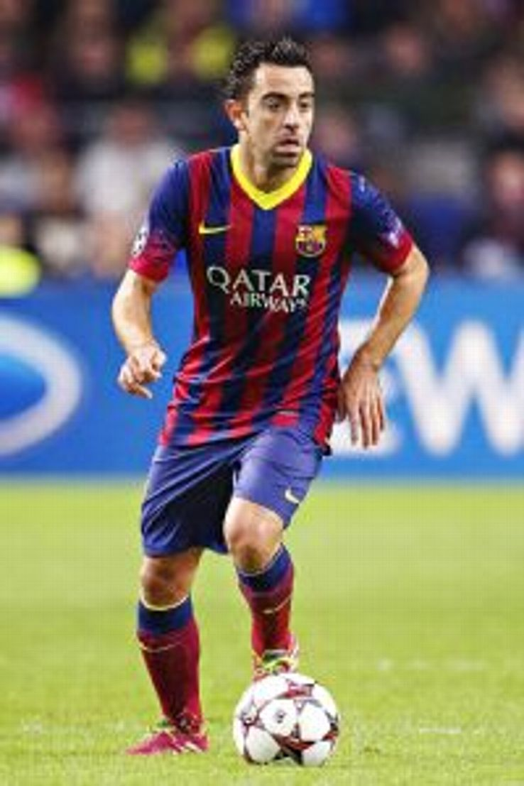 Since 2006-07, Xavi has averaged in excess of 50 games per season.