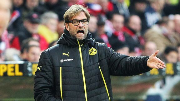 It will be a battle for the best of the rest when Juergen Klopp's Borussia Dortmund face Bayer Leverkusen.