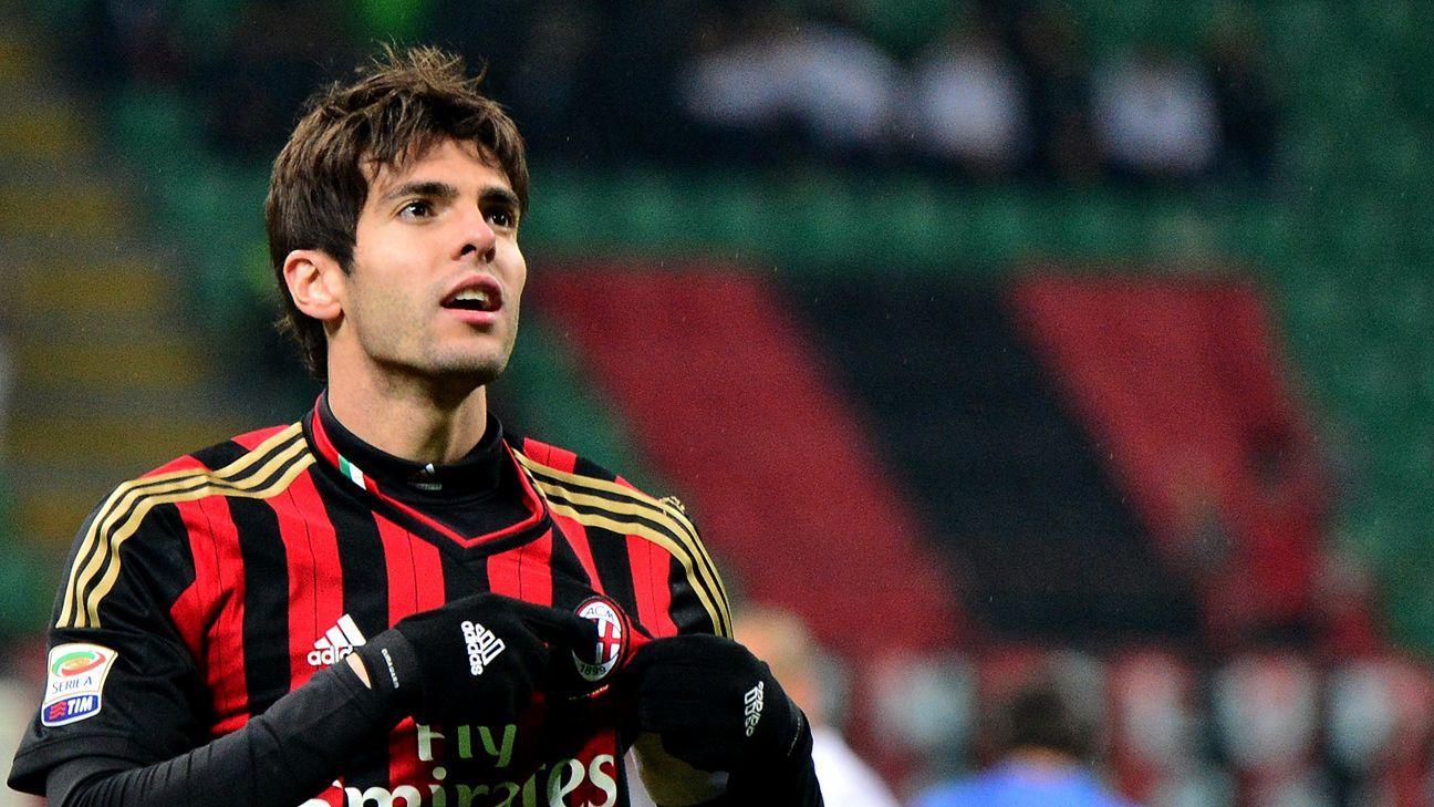AC Milan must follow Juventus lead says Kaka ESPN FC