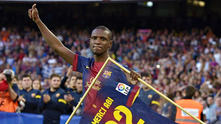 A respected former player, Eric Abidal is expected to play a key role behind the scenes at Barcelona.