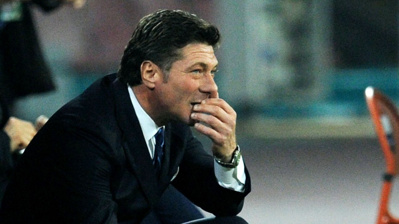 Walter Mazzarri guided Inter to yet another victory on the young Serie A season.