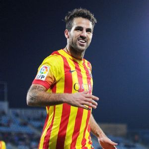Cesc Fabregas has excelled at Barcelona this season. He says manager Tata Martino gives him confidence and makes him feel important to the team.
