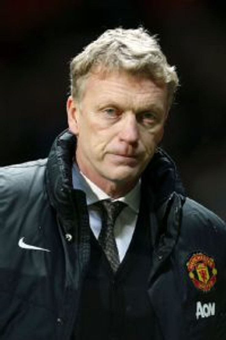 Moyes has retained the backing of the Old Trafford support.