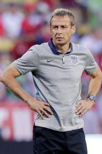 Jurgen Klinsmann on European clubs' demand for American players:
