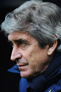 Manuel Pellegrini believes City can win an unprecedented quadruple of titles.