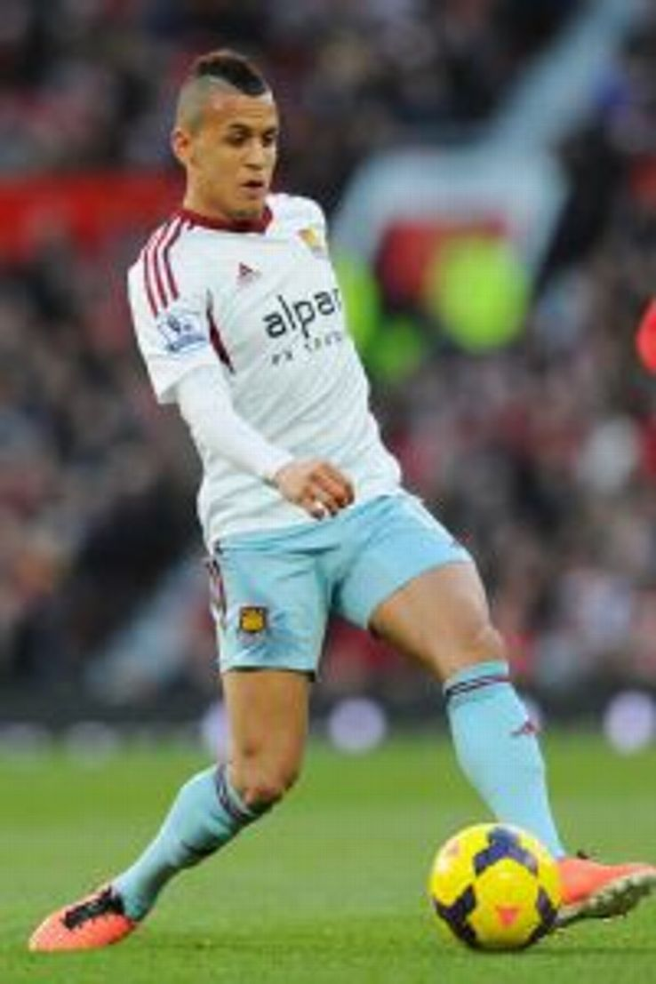 Ravel Morrison has struggled to hold down a regular place in West Ham's midfield.