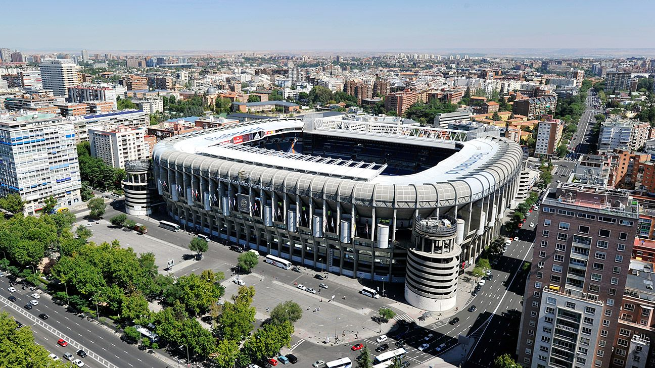 Real Madrid top Forbes' most valuable list third year running
