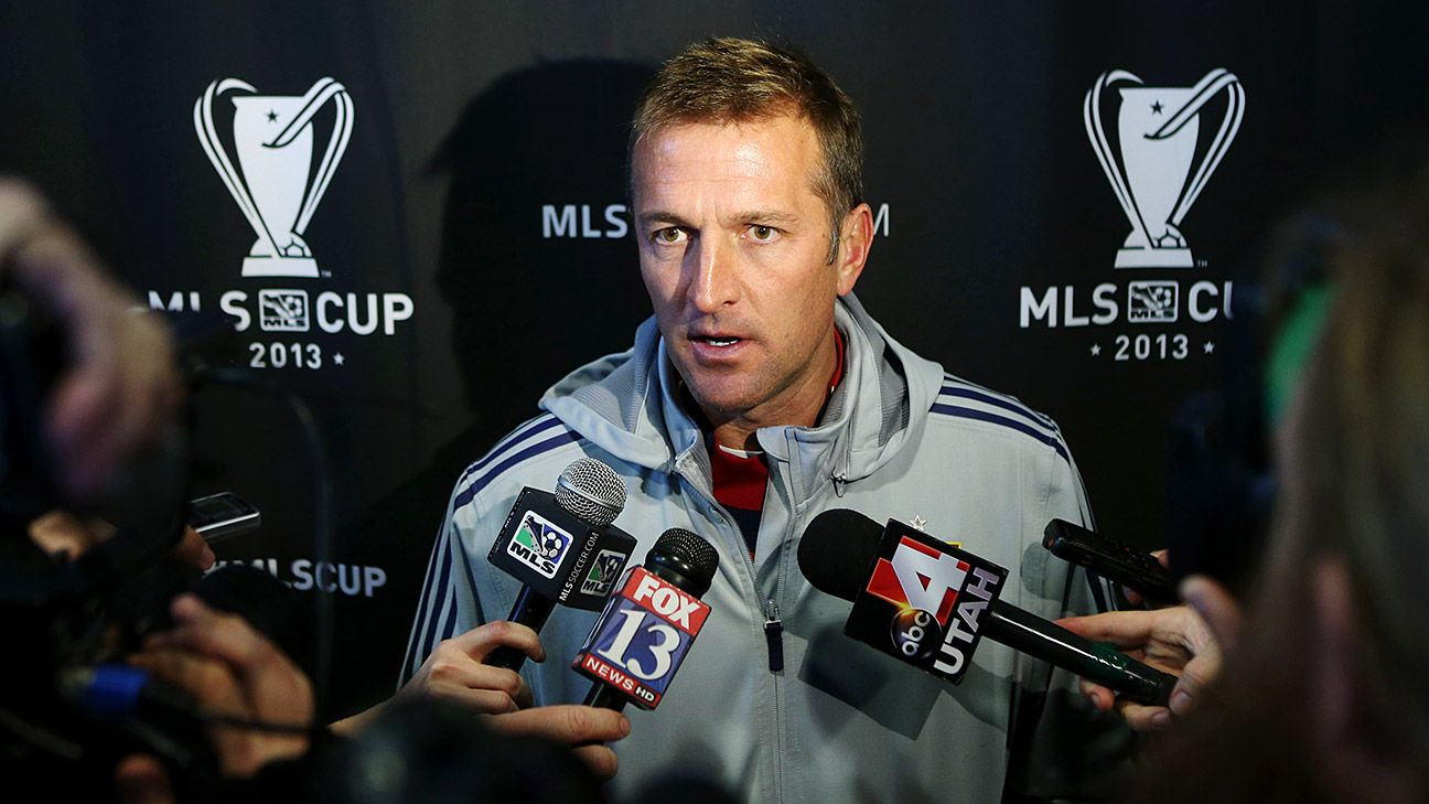 Jason Kreis has enjoyed an excellent playing and managerial career to date but got his pro start under Kohlenstein in 1995.