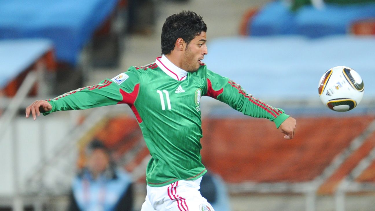 For the first time in over three years, Carlos Vela will suit up in <i>la verde</i>.