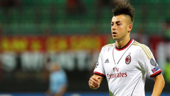 Stephan El Shaarawy should make a positive impact under Seedorf.