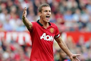 Nemanja Vidic joined Manchester United from Spartak Moscow in 2006.