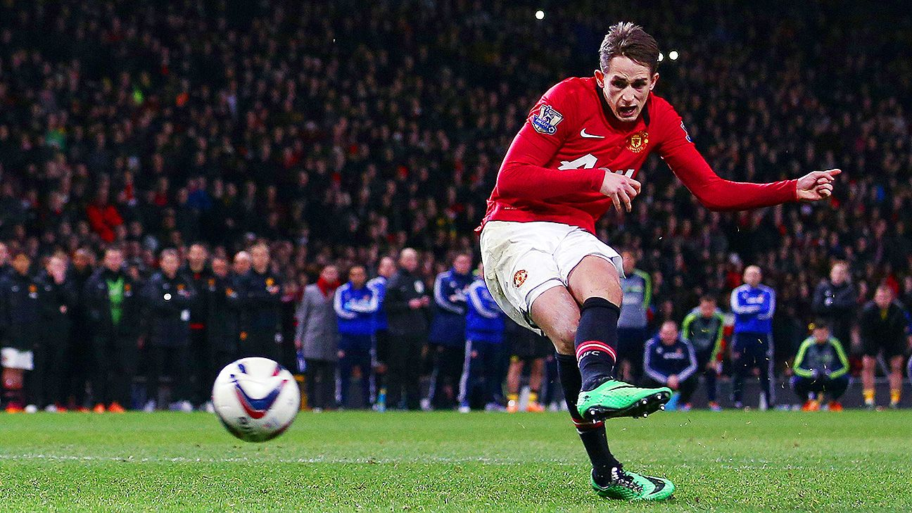 Adnan Januzaj came on the scene at Manchester United with great promise but fizzled out.