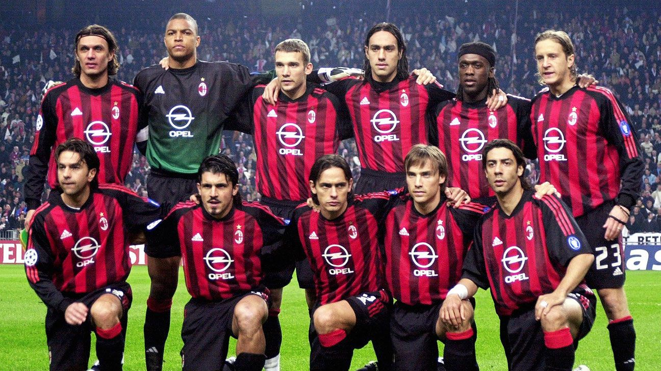 AC Milan not as good as when I played for them