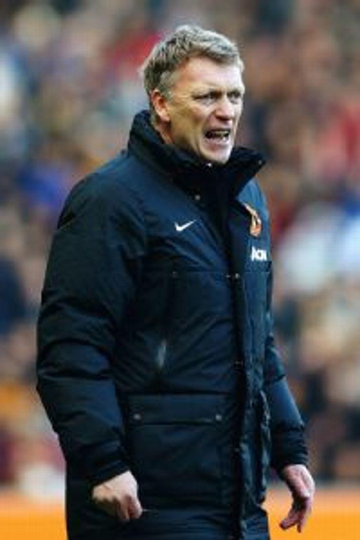 David Moyes' Man United lacked attacking ideas versus Fulham.