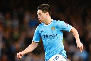 A confident Samir Nasri believes City is well equipped to beat Barcelona in their Champions League tie.