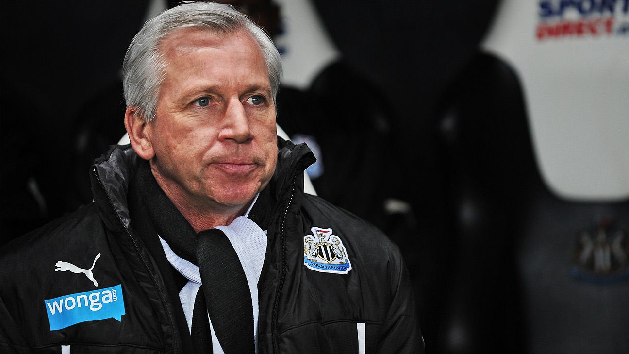 After four contentious seasons, Alan Pardew has finally left St James' Park.