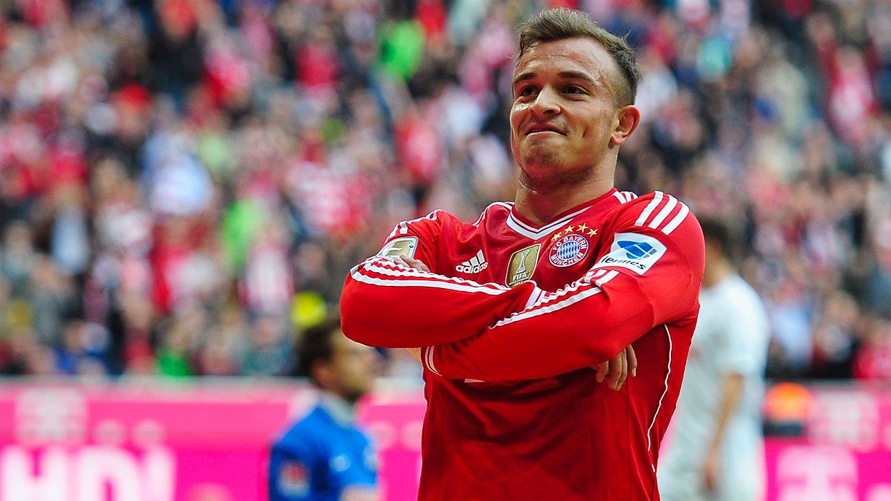 The playmaking abilities of Xherdan Shaqiri could be just the thing that tips the Serie A title race squarely in Juve's favour.