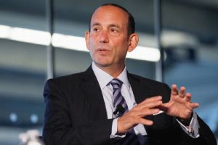Commissioner Don Garber announced that MLS has purchased the troubled Chivas USA team ftrom Mexican owners Jorge Vergara and Angelica Fuentes.