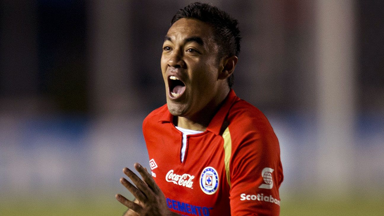 Marco Fabian has struggled during the Apertura at Cruz Azul, and needs a good performance versus Honduras to stay on Miguel Herrera's radar.