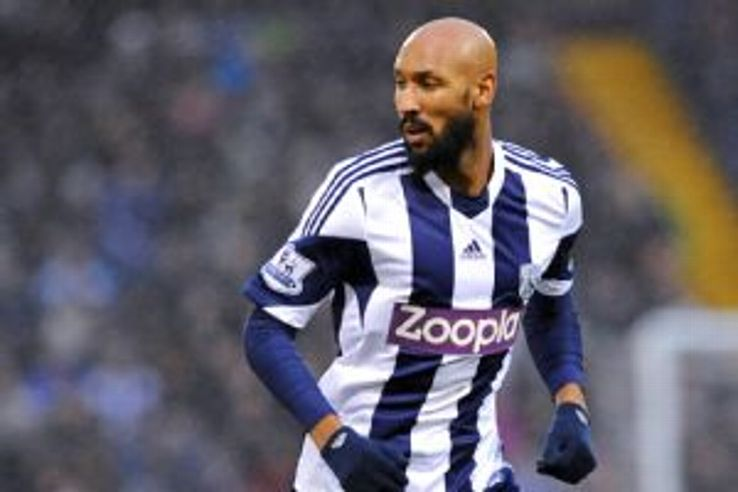 Nicolas Anelka has played his last game for West Brom, with the club terminating his contract Friday.