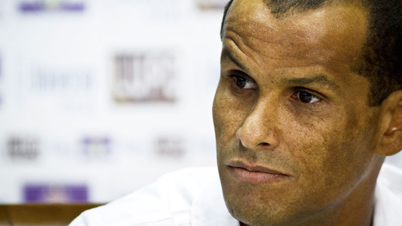 Rivaldo was still turning out for Mogi Mirim at the age of 43 last year.