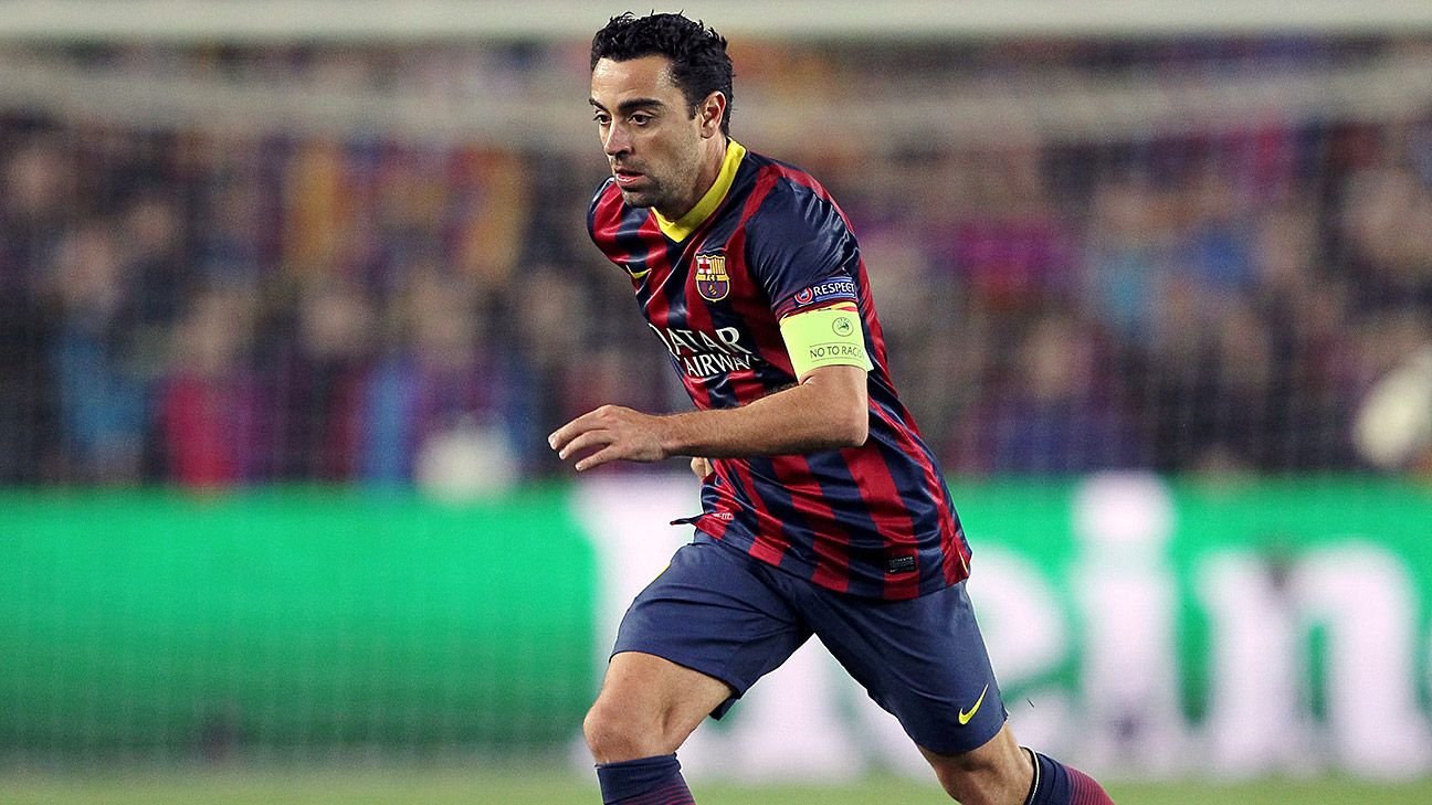 An aspiring footballer with skills like Xavi just may find his way to Spain's Segunda B thanks to LinkedIn.