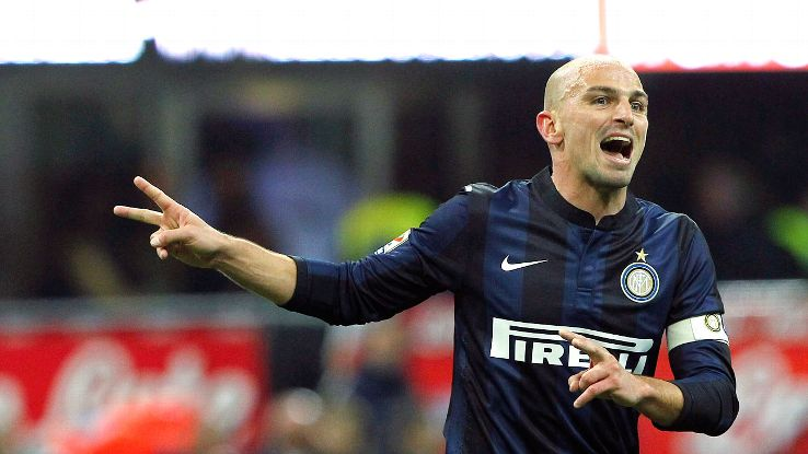 Esteban Cambiasso brings a wealth of experience to the Leicester City midfield.