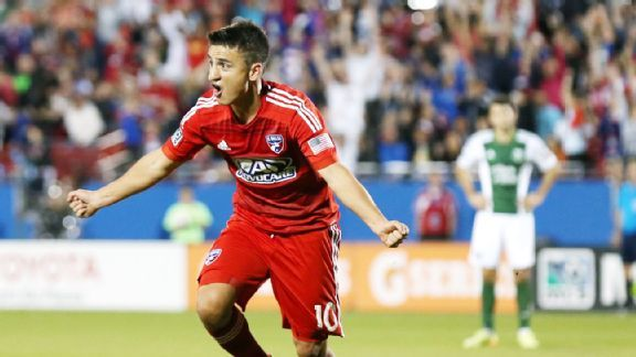 Now healthy, FC Dallas midfielder Mauro Diaz could very well lead MLS in assists in 2015.