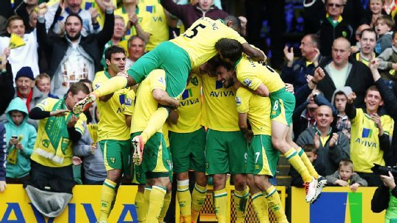 Norwich City hope to repeat last year's emphatic 4-0 home win against West Brom this weekend against the Baggies.