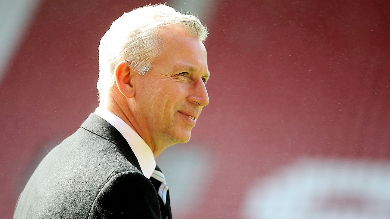 The pressure will only increase for Alan Pardew should Newcastle fail to beat struggling Crystal Palace.