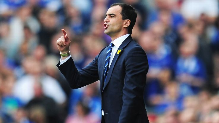 Everton boss Roberto Martinez is once again on the hunt for a striker this summer.