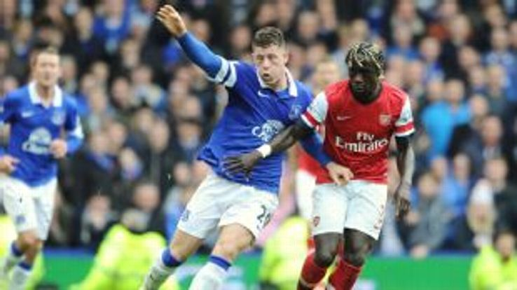 Everton's Ross Barkley ready for Prem stretch run and Champions League battle with Arsenal.