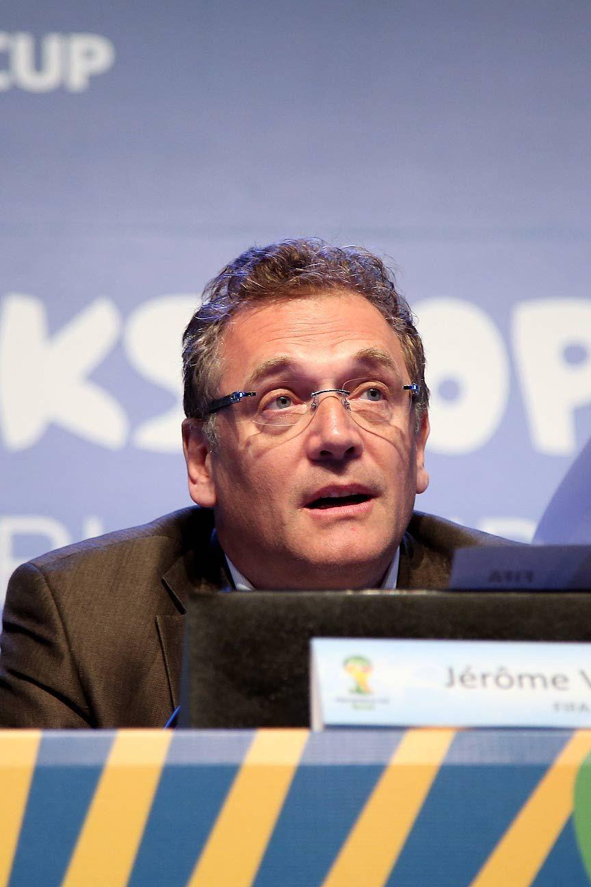 FIFA chief: No regrets over Brazil