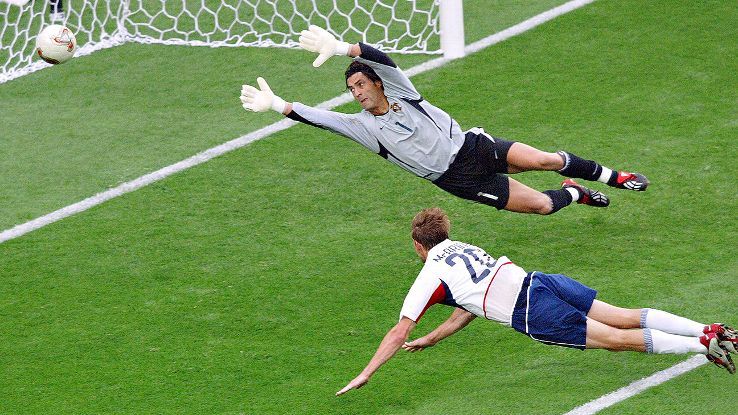 McBride's goal was the highlight of a World Cup unlike any other for the United States.