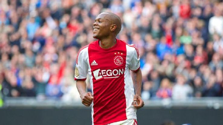South African Thulani Serero played an integral role in Ajax's third straight Eredivisie title.