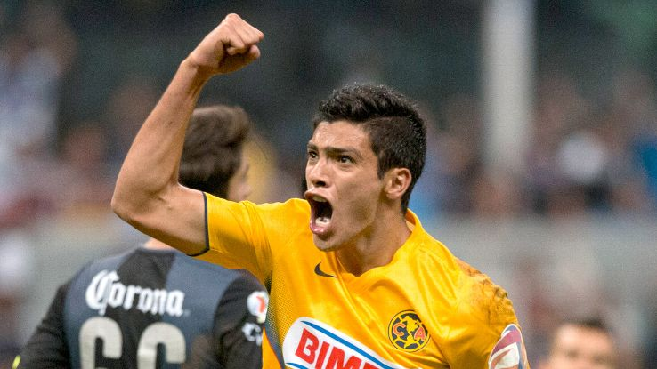Club America striker Raul Jimenez has been heavily linked with a move to Porto.