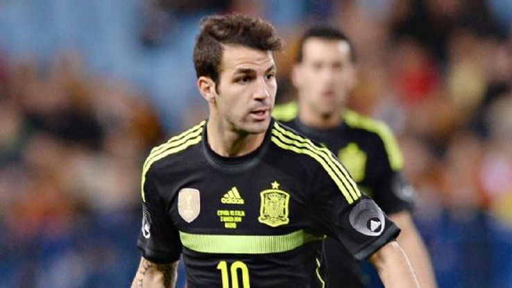 Barcelona's Cesc Fabregas might be returning to Arsenal and the Premier League next season.