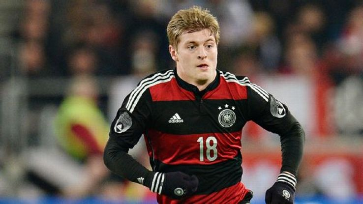 Toni Kroos was not mentioned when Pep Guardiola spoke of plans for next season.