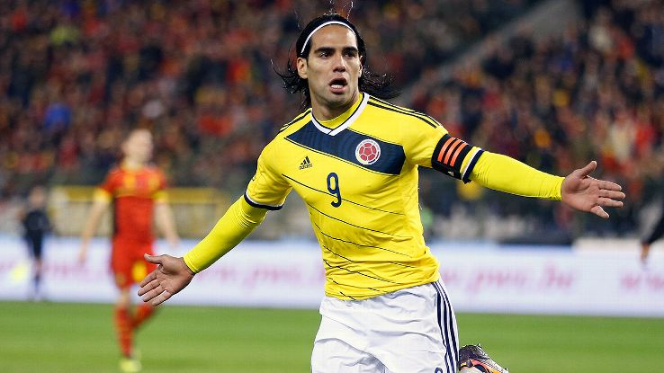 Falcao's injury proved too much for him to overcome, which is a shame for Colombia fans and casual observers alike.