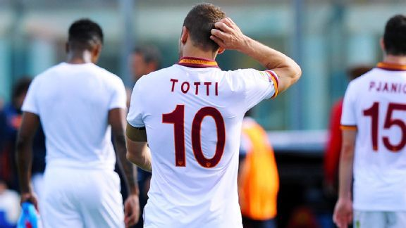 Roma players and fans alike were left scratching their heads following the team's 4-1 loss at Catania.